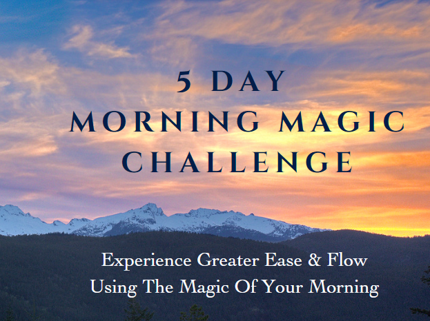 Morning Magic Challenge